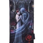 ANNE STOKES Forever Yours Gothic Embossed Purse | Day of the Dead | Nemesis Now